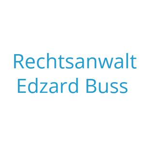 Rechtsanwalt Edzard Buß