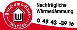 Rund ums Haus GmbH - Wattjes
